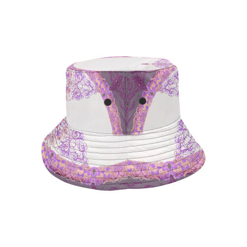 1209 All Over Print Bucket Hat
