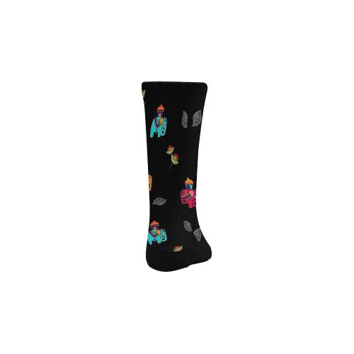 Indian Spring Kids' Custom Socks
