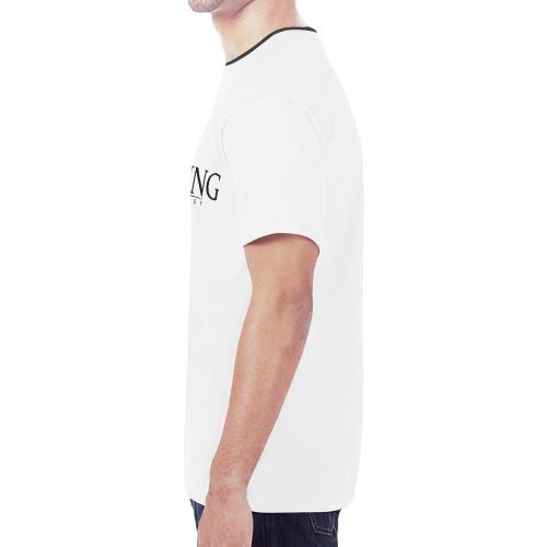 Convoking Positive Energy New All Over Print T-shirt for Men (Model T45)