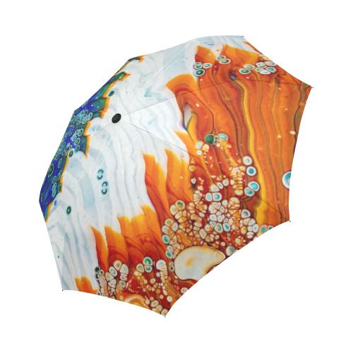 song of fire & ice. Auto-Foldable Umbrella (Model U04)