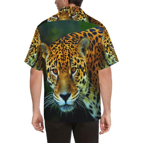 JAGUAR Hawaiian Shirt (Model T58)