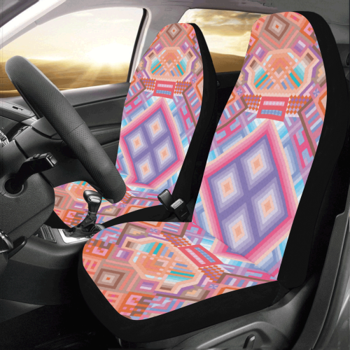 Researcher Car Seat Covers (Set of 2)