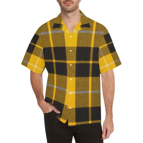 BARCLAY DRESS LIGHT MODERN TARTAN Hawaiian Shirt (Model T58)
