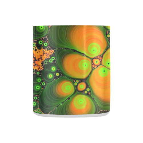Pretty Paisley Stainless Mug Classic Insulated Mug(10.3OZ)