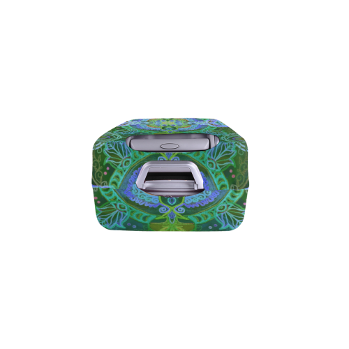 """floralie 18 Luggage Cover/Small 18""""-21"""""""