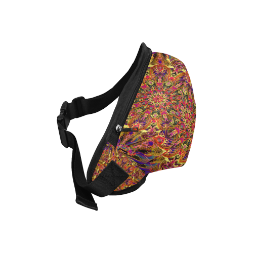 mandala 10 Fanny Pack/Large (Model 1676)