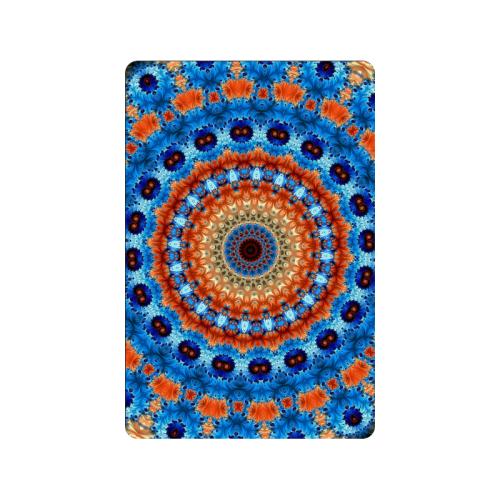 """Kaleidoscope Doormat 24""""x16"""""""