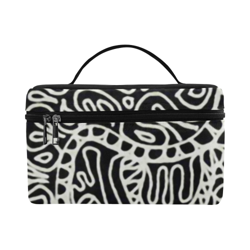 Doodle Style G361 Cosmetic Bag/Large (Model 1658)