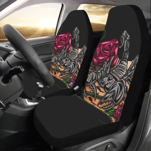 Zodiac - Scorpio Car Seat Covers (Set of 2)