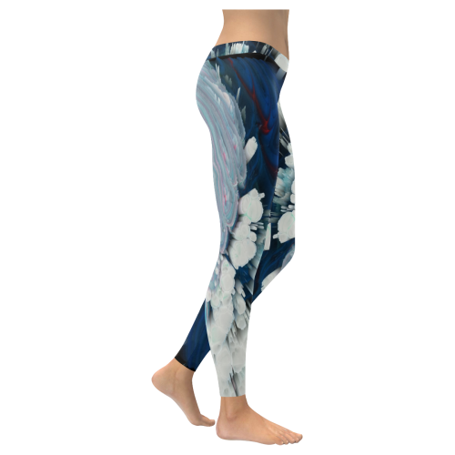 the force Low Rise Leggings (Invisible Stitch) (Model L05)