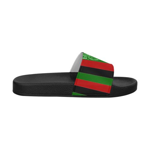 RBG FLAG Women's Slide Sandals (Model 057)