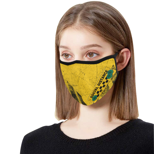 social distance community face mask 3D Mouth Mask (15 Filters Included) (Model M03) (Non-medical Products)