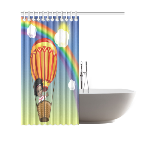 "Anaiah's Shower Curtain Shower Curtain 69""x70"""