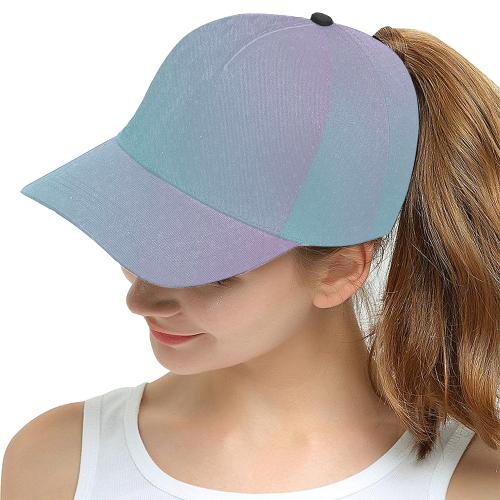 Summer Sky All Over Print Snapback Hat D