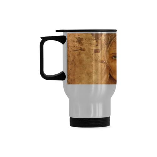 A Time Travel Of STEAMPUNK 1 Travel Mug  (14oz)