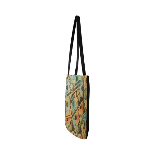 US DOLLARS 2 Reusable Shopping Bag Model 1660 (Two sides)