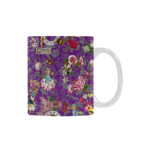 Spring Bank Holiday Custom White Mug (11OZ)