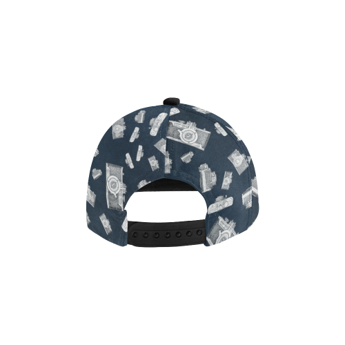photo camera hat All Over Print Snapback Hat A