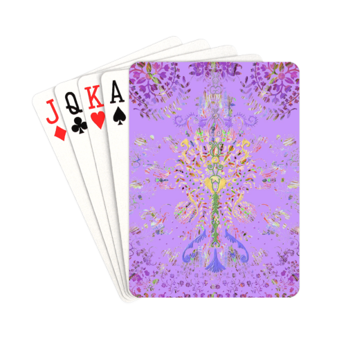 "FRESCA 14 Playing Cards 2.5""x3.5"""