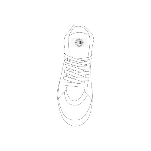 DA-LOGO Private Brand Tag on Shoes Tongue  (5cm X 3cm)