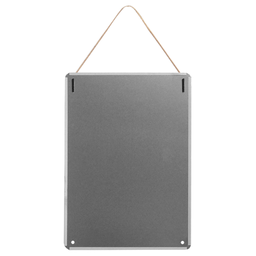 "Andy Maine 2019 by Nico Bielow Metal Tin Sign 12""x16"""