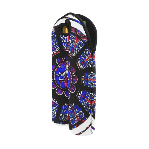 bb 5952 2-Bottle Neoprene Wine Bag
