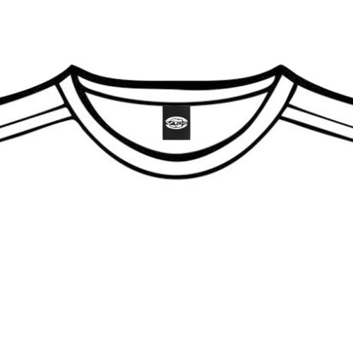 vfk-logo-white tag Private Brand Tag on Tops (4cm X 5cm)