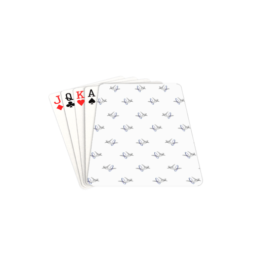 "Hoop Diving Playing Cards 2.5""x3.5"""