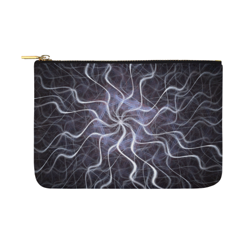 Haloween Web Carry-All Pouch 12.5''x8.5''