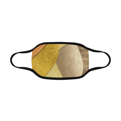 sun space #modern #art Mouth Mask (2 Filters Included) (Non-medical Products)