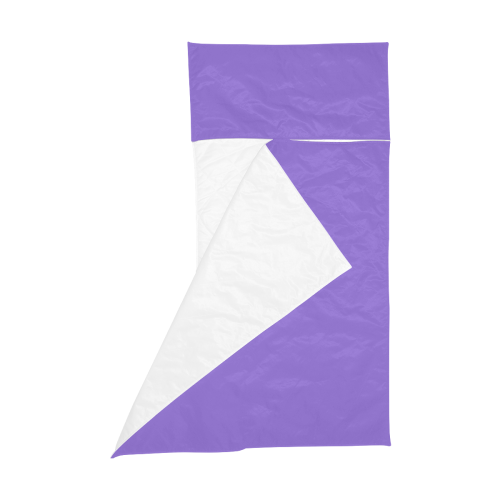 color medium purple Kids' Sleeping Bag