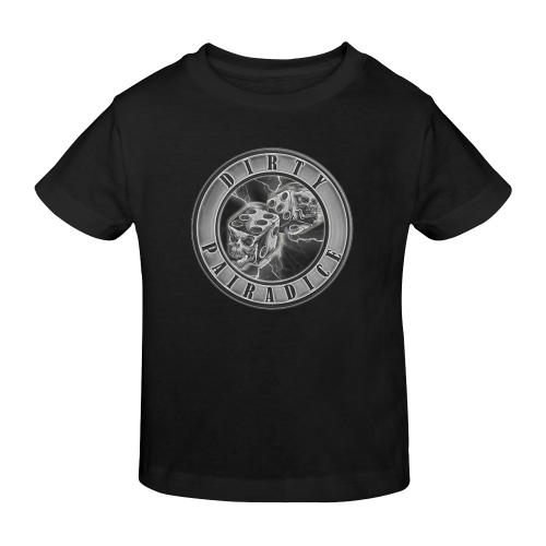Kids Dice Tee Sunny Youth T-shirt (Model T04)