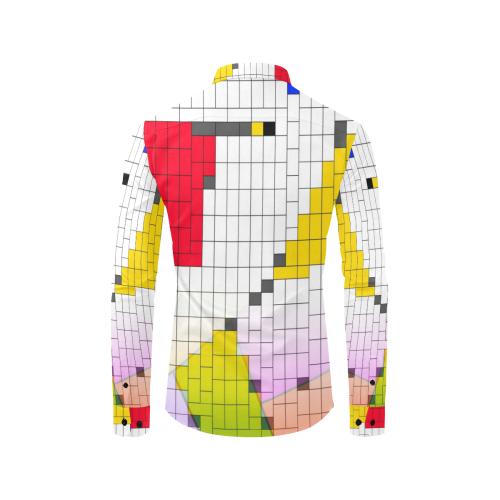 Artdrian by Artdream Men's All Over Print Casual Dress Shirt (Model T61)