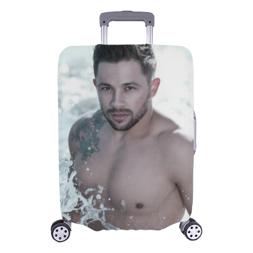 "Male Luggage Cover Luggage Cover/Large 26""-28"""