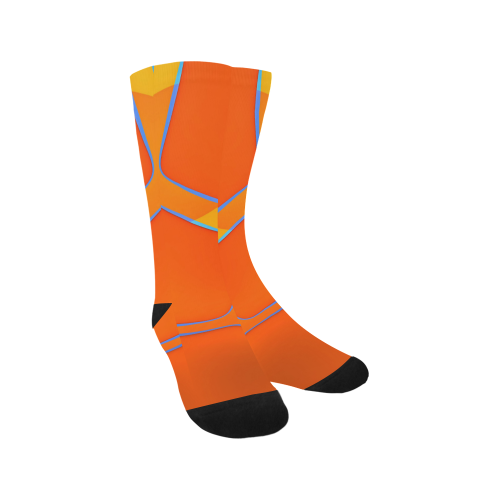 Nothing Rhymes With Orange Trouser Socks (For Men)