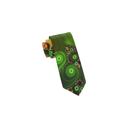 Pretty Paisley Tie Classic Necktie (Two Sides)