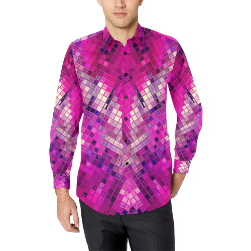 Raque by Artdream Men's All Over Print Casual Dress Shirt (Model T61)