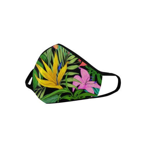 Tropical Adventure Mouth Mask