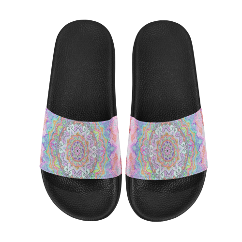 india 7 Men's Slide Sandals (Model 057)