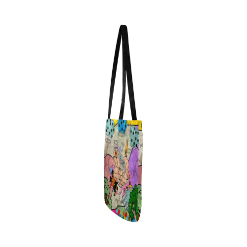 Tierhilfe Mark Lorenz Spende by Nico Bielow Reusable Shopping Bag Model 1660 (Two sides)