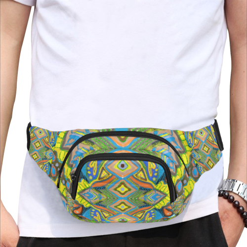 coral 7 Fanny Pack/Small (Model 1677)