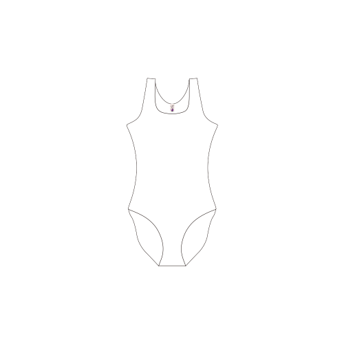 logoLabel_nnylariSwimsuit Private Brand Tag on Women's One Piece Swimsuit (3cm X 5cm)
