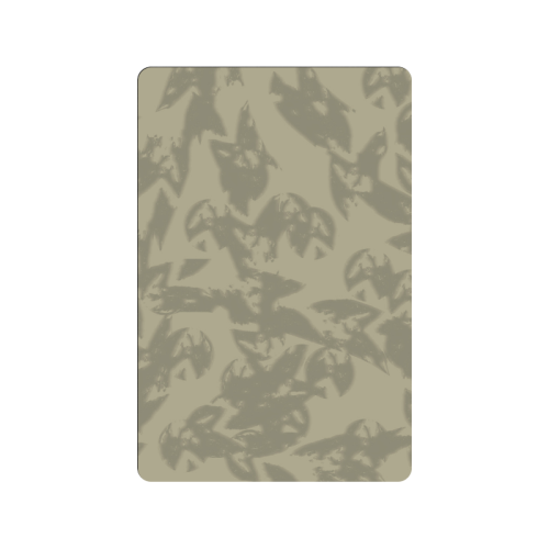 """Eagle Taupe Gray Doormat 24""""x16"""""""