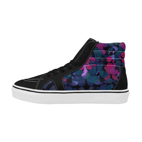 zappwaits 106 Women's High Top Skateboarding Shoes (Model E001-1)