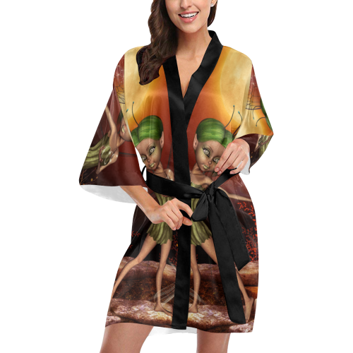Cute little fairy Kimono Robe