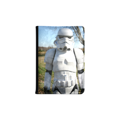 Stormtrooper Photo Shoot Leather Notebook Sm Custom NoteBook A5