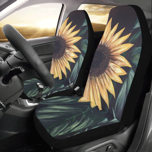 Sunflower Life Car Seat Covers (Set of 2)