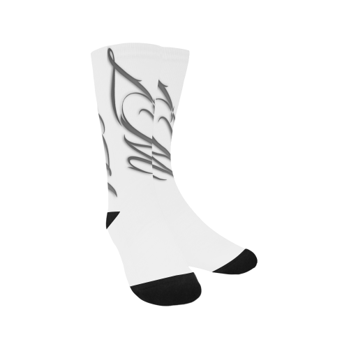 LM Socks Trouser Socks (For Men)