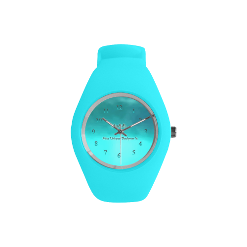 Aquaing Simple Style Candy Silicone Watch (Model 315)