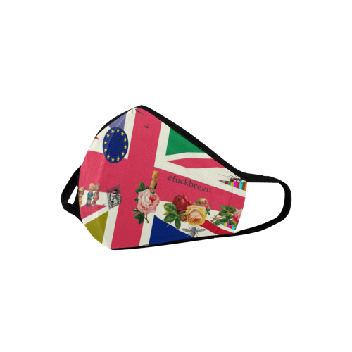 Union Jill Mouth Mask